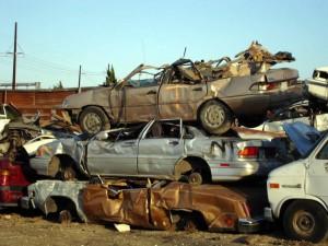рециклиране на стари коли за скрап в столична община