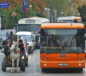 София градски транспорт