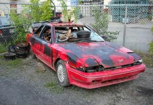 Смяна на старата кола