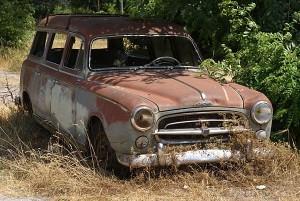 Старата кола и приходи от нея
