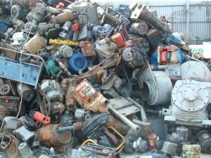 Материалите за скрап при рециклиране