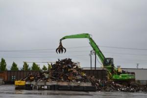 Скрапа и рециклирането в историята
